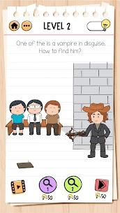 Brain Test 2: Tricky Stories 3