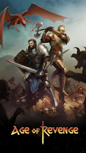 Age of Revenge RPG: Heroes, Clans & PvP android2mod screenshots 7