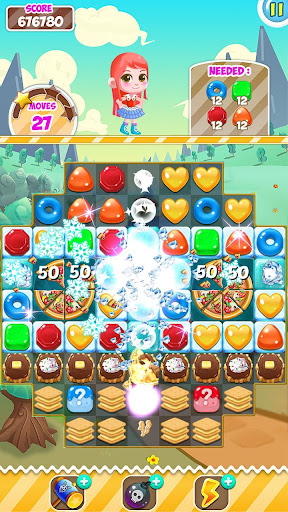 Candy Sweet Pop  : Cake Swap Match 1.6.8 screenshots 17