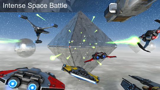Ultimate Fighters – Single, Multi Space Shooter Game Hack Android and iOS 1