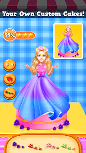 Sweet Doll King Queen Tasty Cakes Bakery Empire