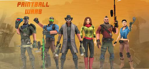 Paintball Shooting Games 3D 2.6 screenshots 10