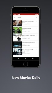 Cinema HD Movies – Watch Free Movies  TV Shows Apk Download NEW 2021 3