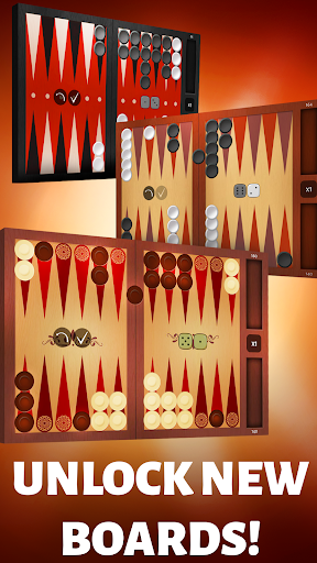 Backgammon Offline 1.5.5 screenshots 1
