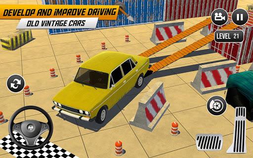Prado Car Parking Game: Extreme Tracks Driving 3D  screenshots 1
