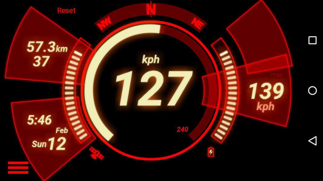 GPS Speedometer (No Ads)
