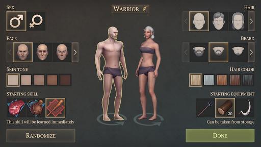 Grim Soul: Dark Fantasy Survival  screenshots 2