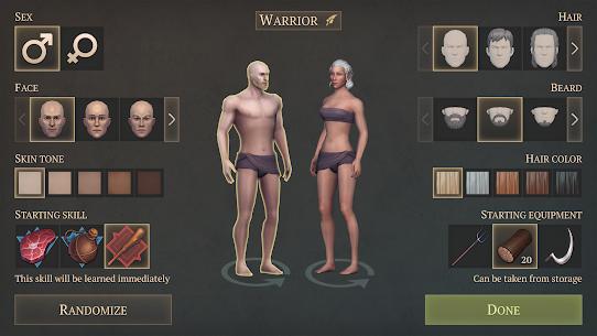 Grim Soul: Dark Fantasy Survival MOD APK 3.2.2 (Unlocked VIP, Free Crafting) 2