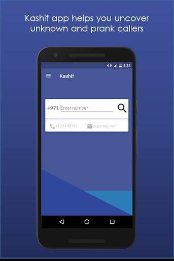Kashif - Best Caller ID/Identify Unknown Caller  Screenshots 1
