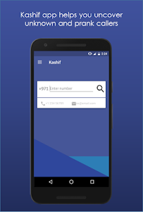 Kashif - Best Caller ID/Identify Unknown Caller Screenshot