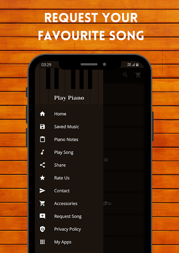 Play Piano : Piano Notes | Keyboard | Hindi Songs  screenshots 5