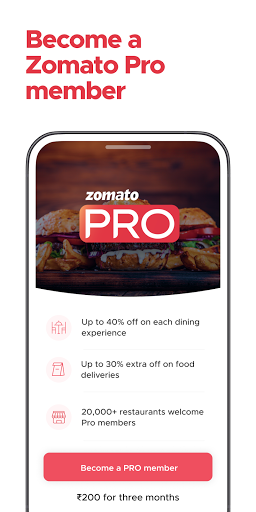 Zomato - Online Food Delivery & Restaurant Reviews android2mod screenshots 6