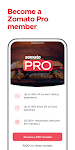 screenshot of Zomato - Online Food Delivery & Restaurant Reviews
