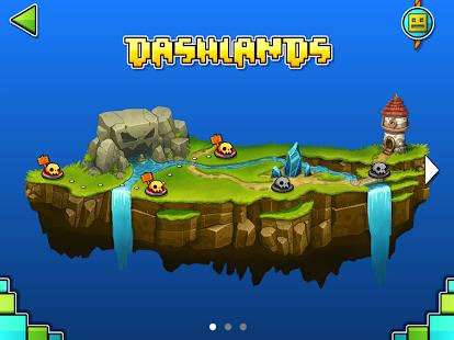 Geometry Dash World 1.03 Screenshots 7