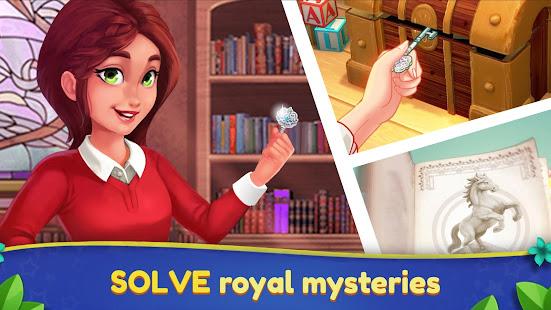 Royal Garden Tales - Match 3 Puzzle Decoration ' 0.9.8 Screenshots 8