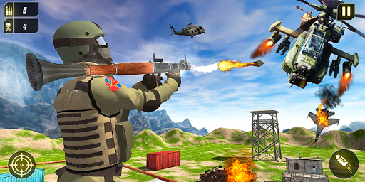 Military Missile Launcher:Sky Jet Warfare 1.0.8 screenshots 3