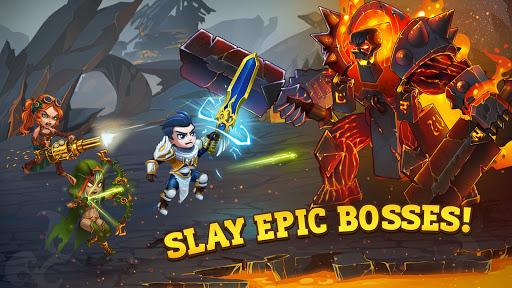 Hero Wars u2013 Hero Fantasy Multiplayer Battles screenshots 5