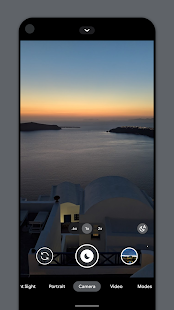 Google Camera Screenshot