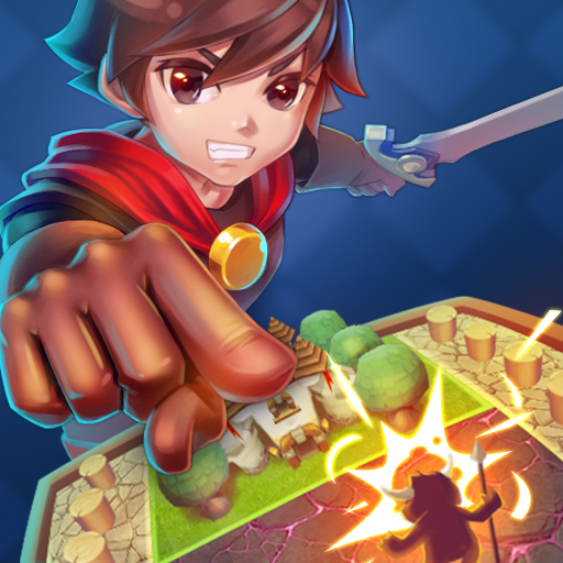 Minimalist Land™ - Quest&Building&Offline RPG
