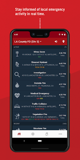 PulsePoint Respond screenshot for Android