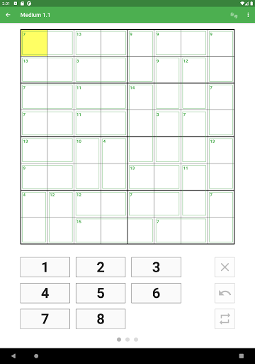 Killer Sudoku 2.0.2 screenshots 21