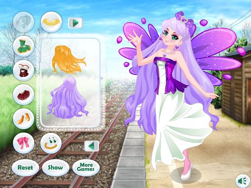 Dress Up Angel Anime Girl Game - Girls Games 1.1.3 screenshots 3