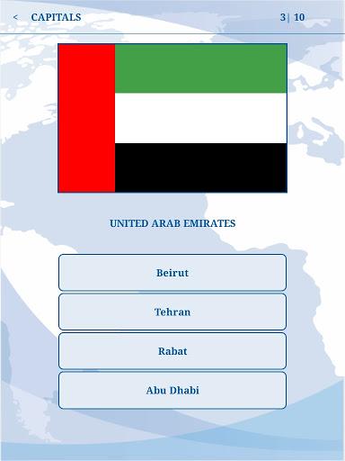 The Flags of the World u2013 World Flags Quiz 5.6 screenshots 15
