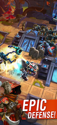 Defenders 2 TD: Base Tower Defense. Strategy & CCG 1.9.220080 screenshots 2