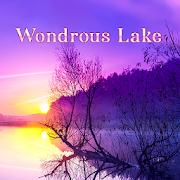 Beautiful Wallpaper Wondrous Lake Theme