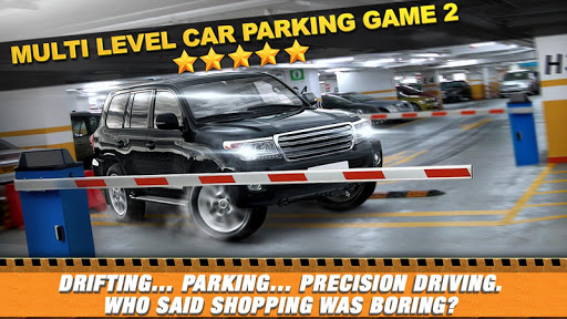 Multi Level Car Parking Game 2 android2mod screenshots 6