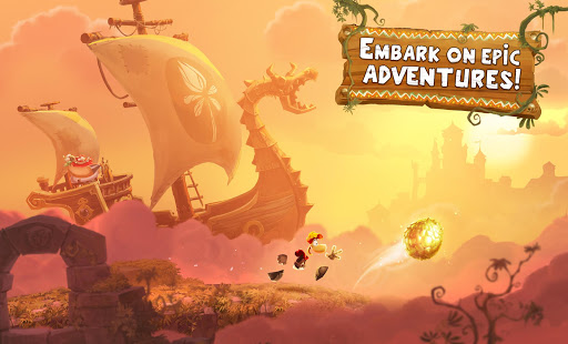 Rayman Adventures  screenshots 16