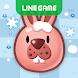 LINE ポコポコ - うさぎのポコタとクローバーやチェリーを集めろ!ダンジョンでも遊べる無料パズル - Androidアプリ