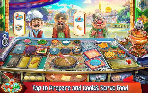 Pirbaba: An Arabian Iranian Cooking Game | u067eu06ccu0631u0628u0627u0628u0627 screenshots 5