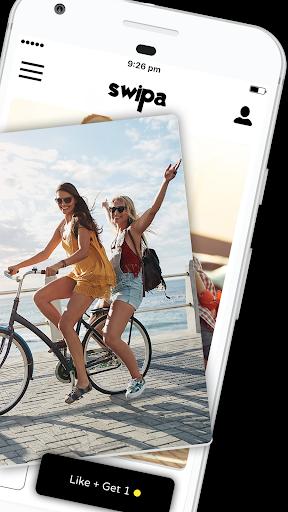 Swipa - The photo likes app android2mod screenshots 2