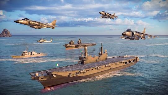 MODERN WARSHIPS MOD Apk: Sea Battle (Unlimited Ammo) 10