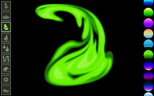 Viscosity Liquid Fire