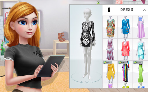 Super Stylist - Dress Up & Style Fashion Guru  Screenshots 9