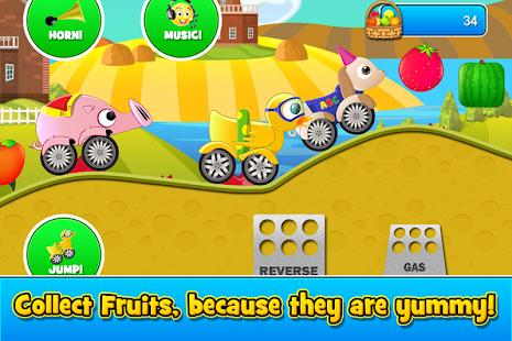 Animal Cars Kids Racing Game 1.6.5 Screenshots 5