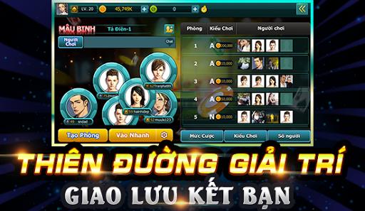 Ongame Mu1eadu Binh (game bu00e0i) 4.0.3.7 screenshots 3