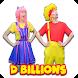 D Billions - Videos & Fun Kids App