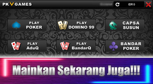 2021 Pkv Games Domino Qq Pc Android App Download Latest