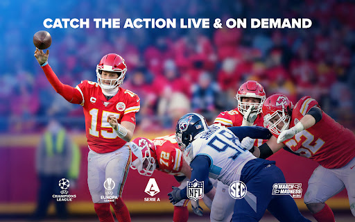 Paramount+ | Watch Live Sports, News & Originals Apkfinish screenshots 10