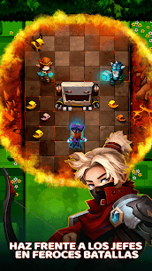 Battle Bouncers APK MOD (MENU HACK) 2