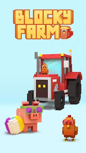Blocky Farm  screenshots 1