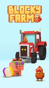 Bricky Farm MOD APK (Unlimited Gems) 1