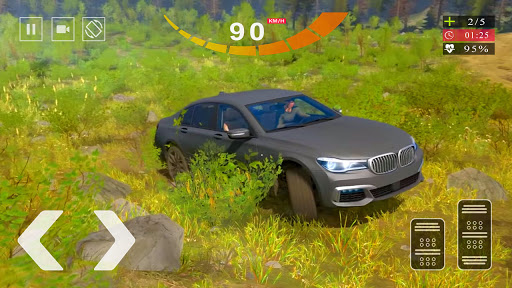 Car Simulator 2020 - Offroad Car Driving 2020 screenshots 2