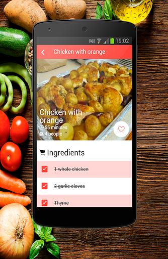 Foto do Chicken Recipes. Easy recipes lunch & dinner ideas