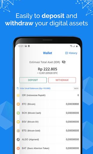 Rekeningku.com - Jual Beli Bitcoin dan Crypto screenshots 5