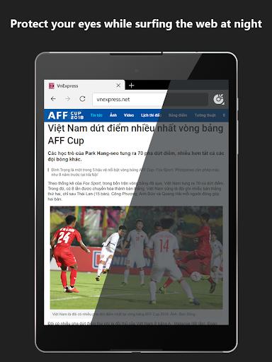 Cu1ed1c Cu1ed1c Browser - Browse web fast & secured 89.0.244 Screenshots 19