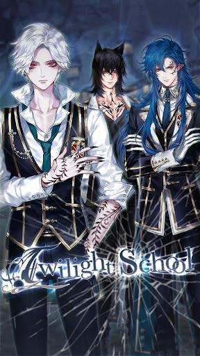 Twilight School : Anime Otome Virtual Boyfriend apktram screenshots 5
